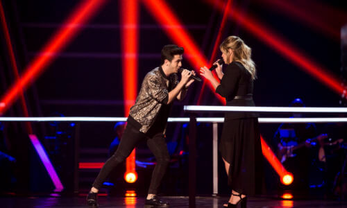 'La Voz' · Batalla final: «Another Love» con Apryl Scemama