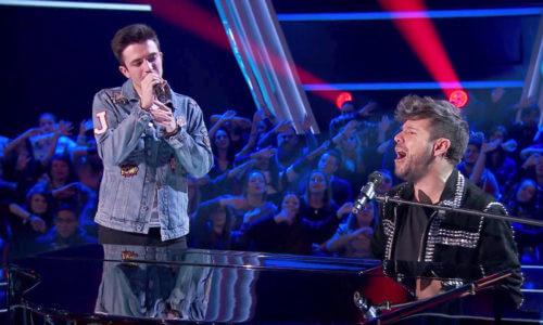 'La Voz': «Devuélveme la vida» y «Despacito» con Pablo López
