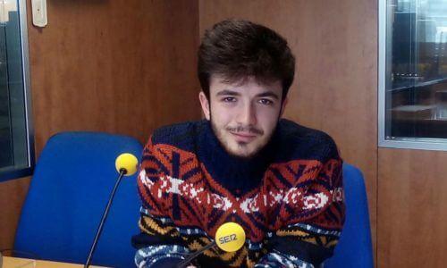 Entrevista en SER Navarra tras pasar por 'La Voz'