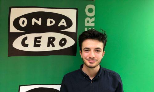Entrevista en 'Pamplona en la Onda' tras pasar por 'La Voz'