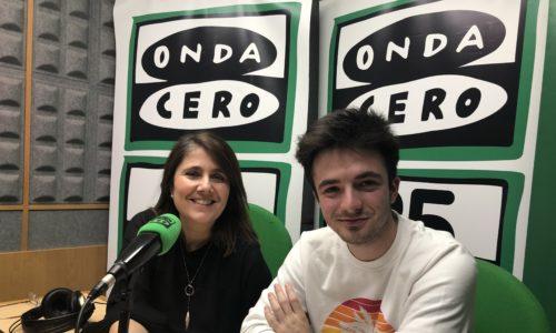 Conexión con 'Más de Uno' (Onda Cero Navarra) 18/05/20