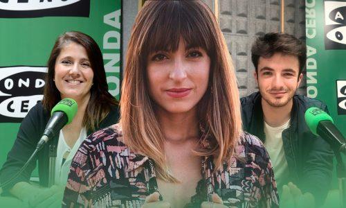 Entrevista a Maialen Gurbindo (Chica Sobresalto) en Onda Cero