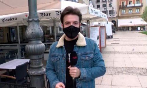 Reportaje: Navarra cierra la hostelería las próximas 2 semanas