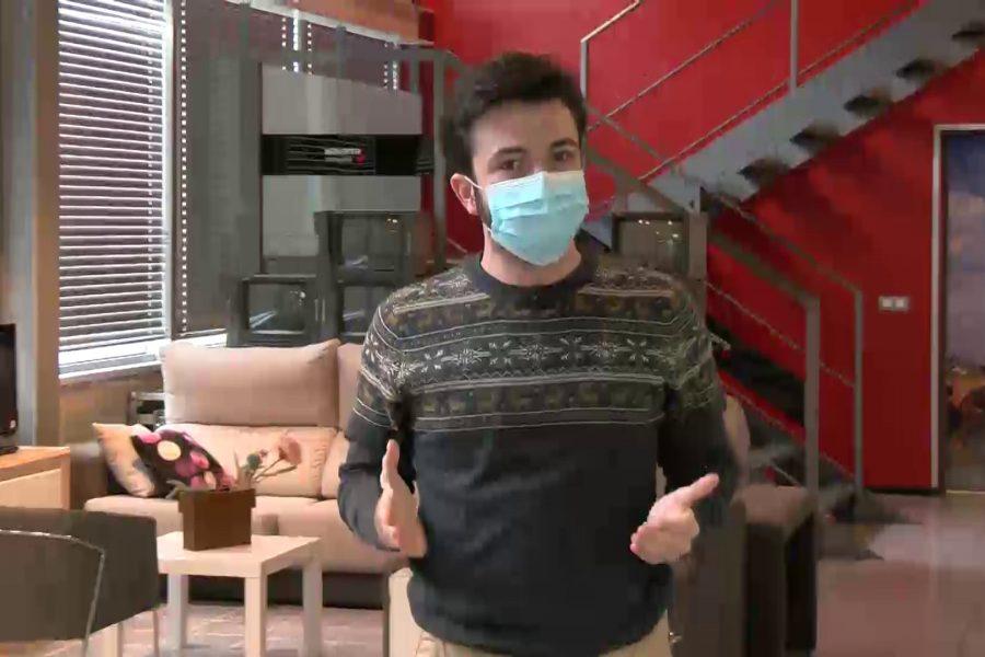 Reportaje: Cómo afecta el uso de mascarillas a piel y ojos