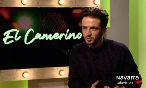 Entrevista en «El Camerino» (Navarra Televisión)
