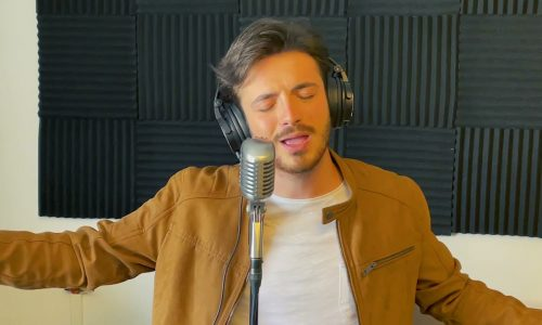 Javier Erro versiona 'Voy a quedarme' (Eurovisión 2021)