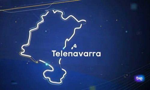 TVE Navarra: Los Gigantes descansan este verano en la Ciudadela