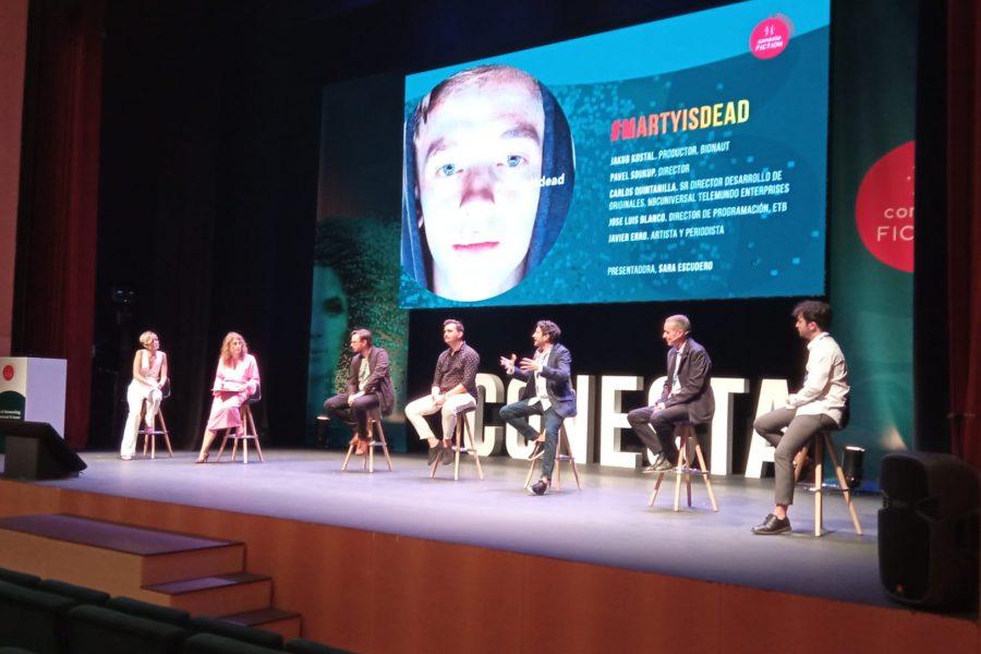 Javier Erro, ponente en el festival Conecta FICTION